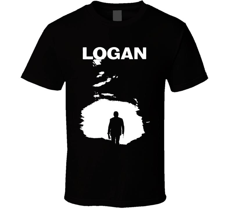 LOGAN Movie Poster T Shirt