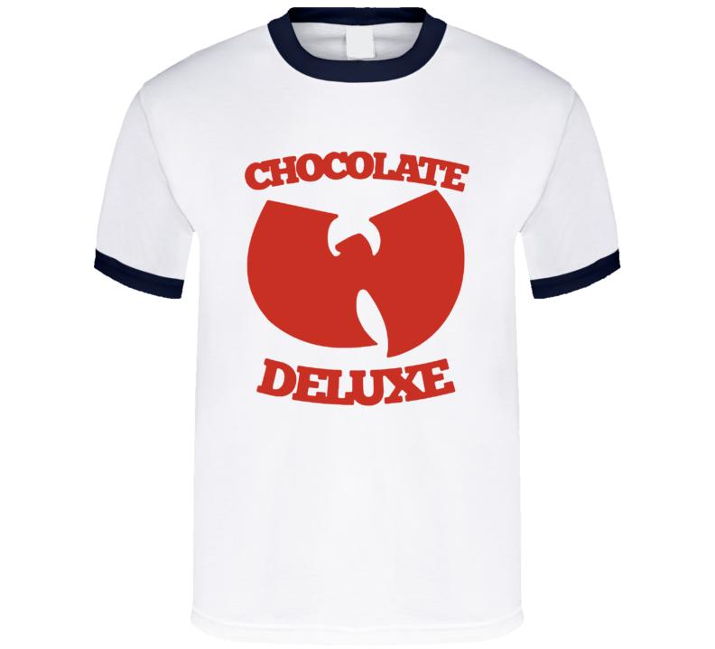 Cool Wutang Chocolate Deluxe Music Hip Hop  T Shirt