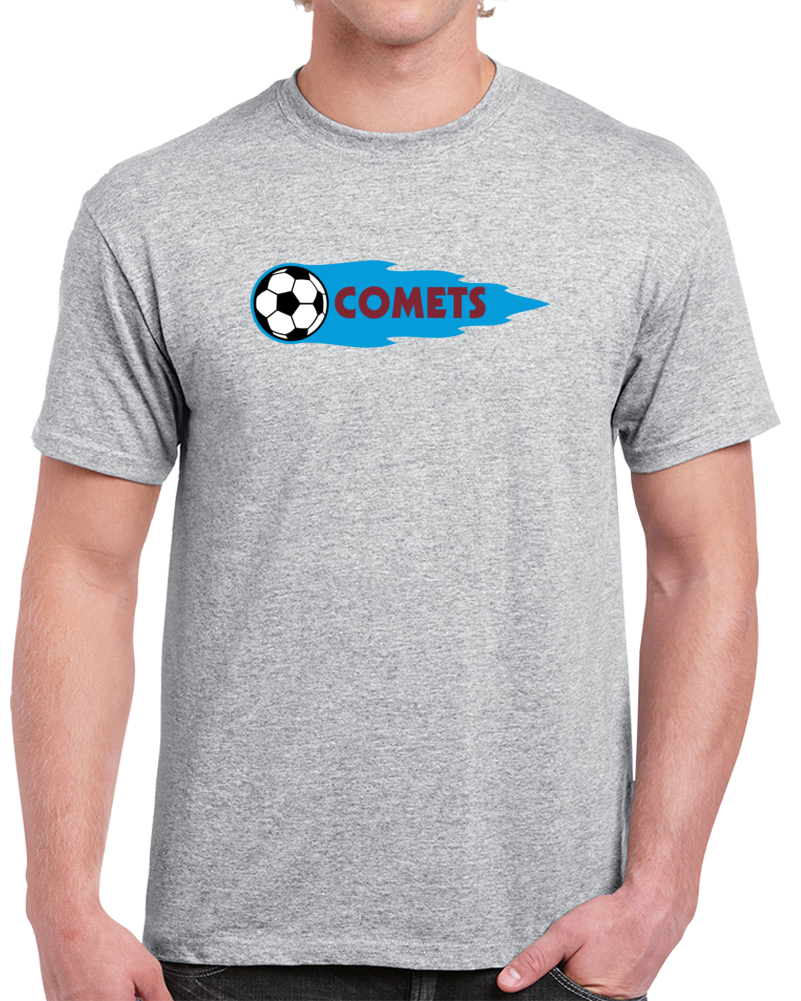 Retro Baltimore Comets North American Soccer League NASL V2 T Shirt