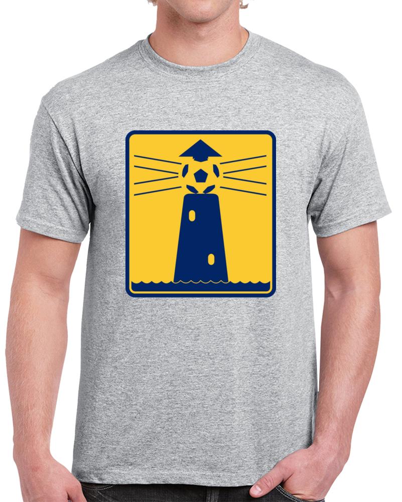 Retro Boston Beacons North American Soccer League NASL V3 T Shirt