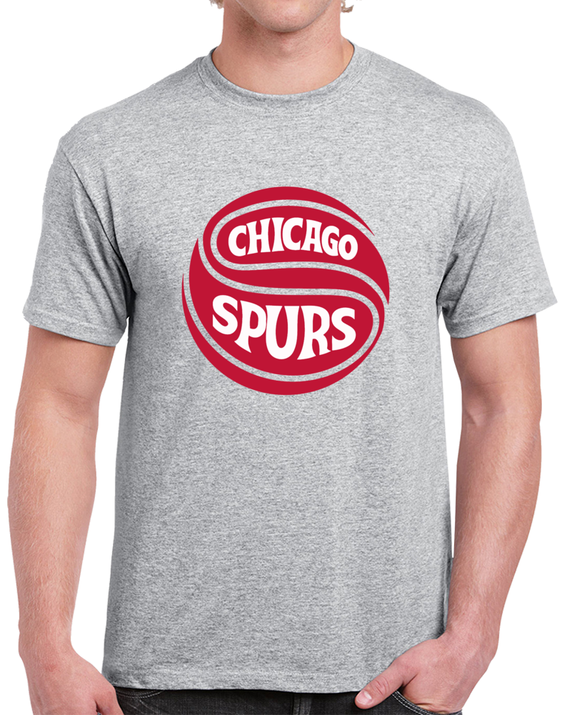 Retro Chicago Spurs North American Soccer League NASL  T Shirt