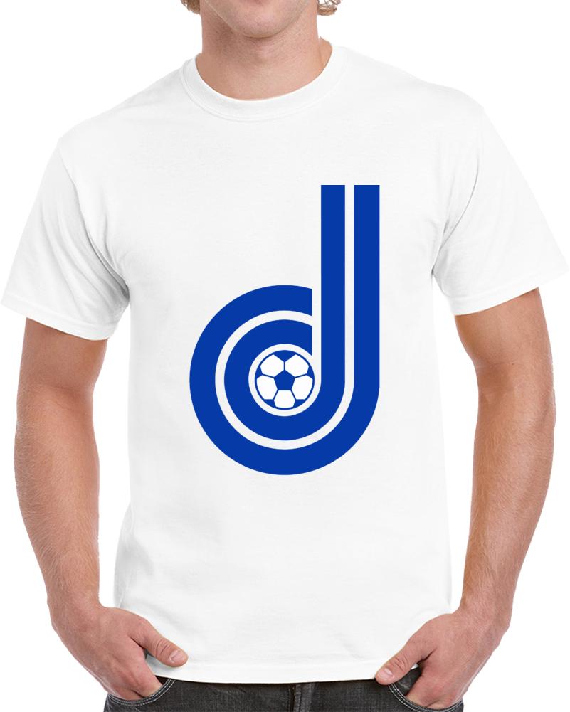Retro Denver Dynamos North American Soccer League NASL  T Shirt