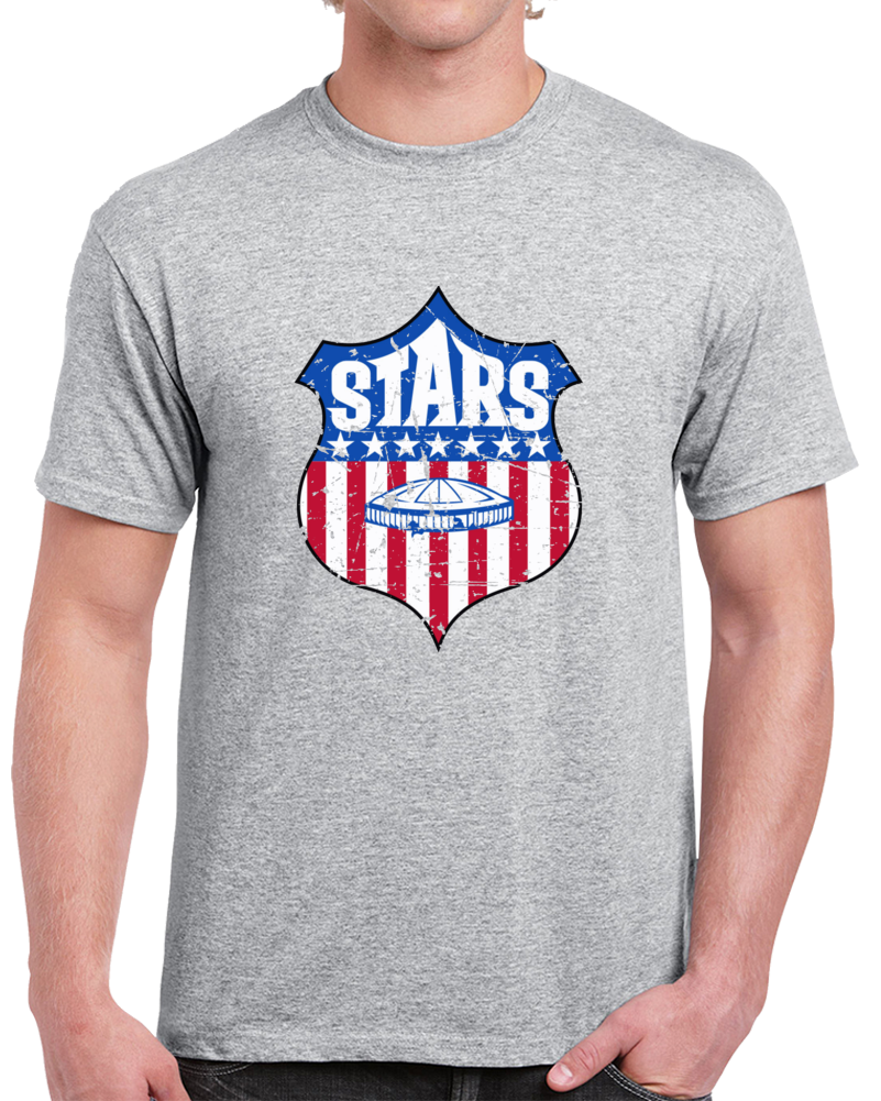 Retro Houston Stars North American Soccer League NASL Distressed T Shirt