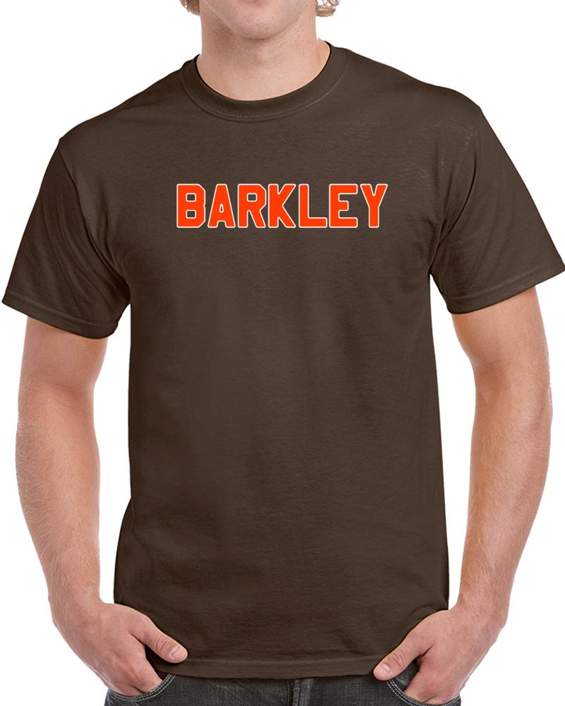 Saquon Barkley Cleveland Football Team Barkley  T Shirt