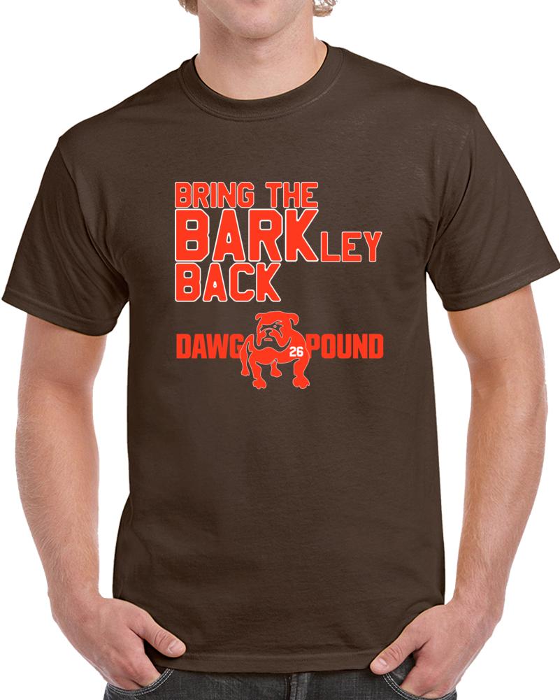Saquon Barkley Cleveland Football Team Barkley v2 T Shirt