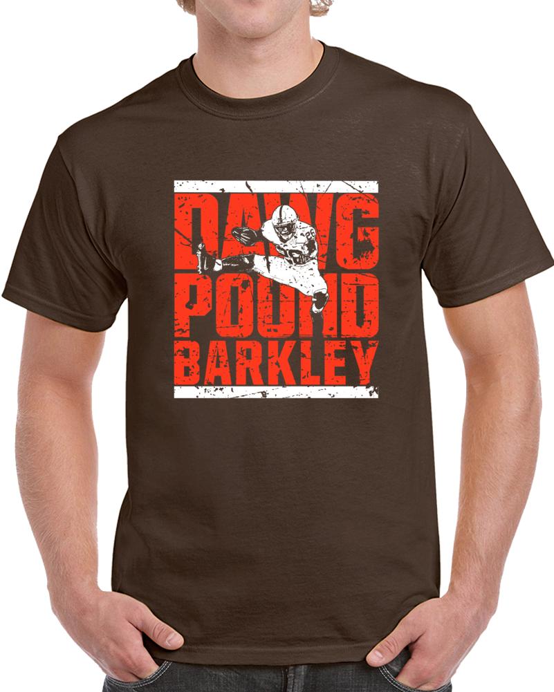 Saquon Barkley Cleveland Football Team Bring The Bark Back V3 T Shirt