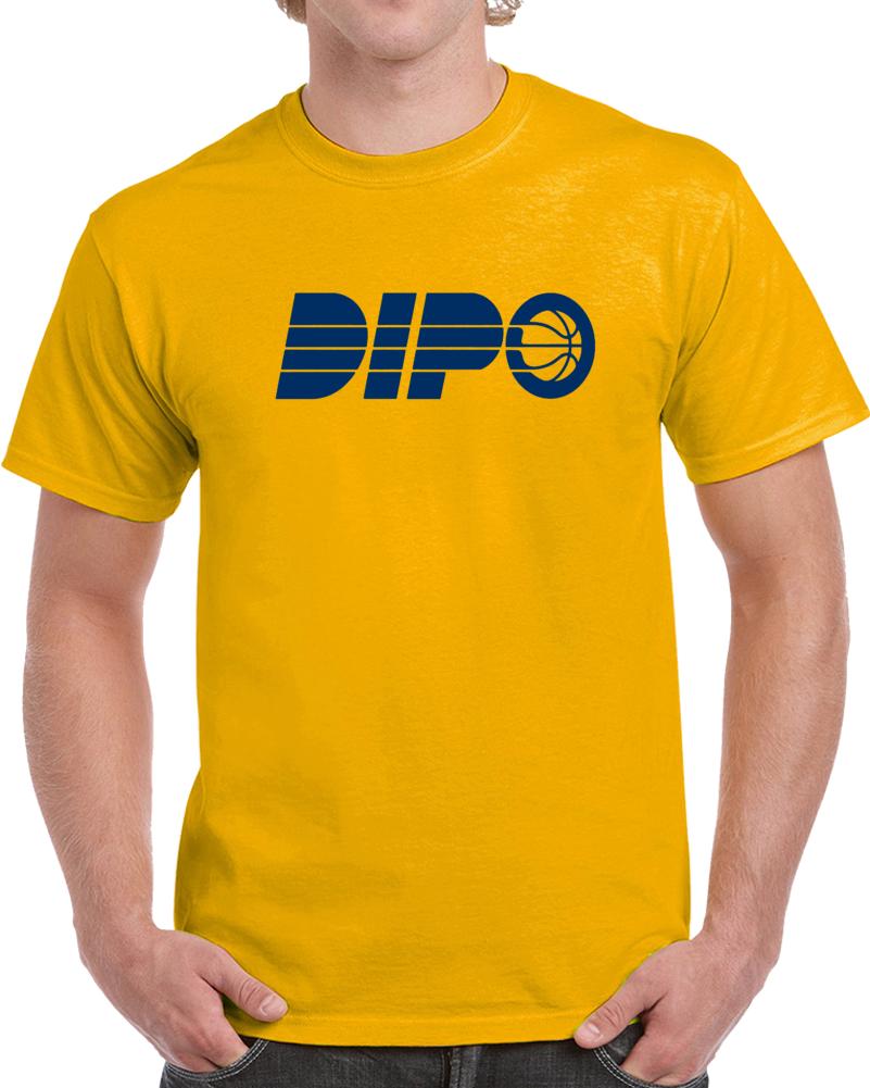 Victor Oladipo DIPO Old Indiana Basketball Logo  T Shirt