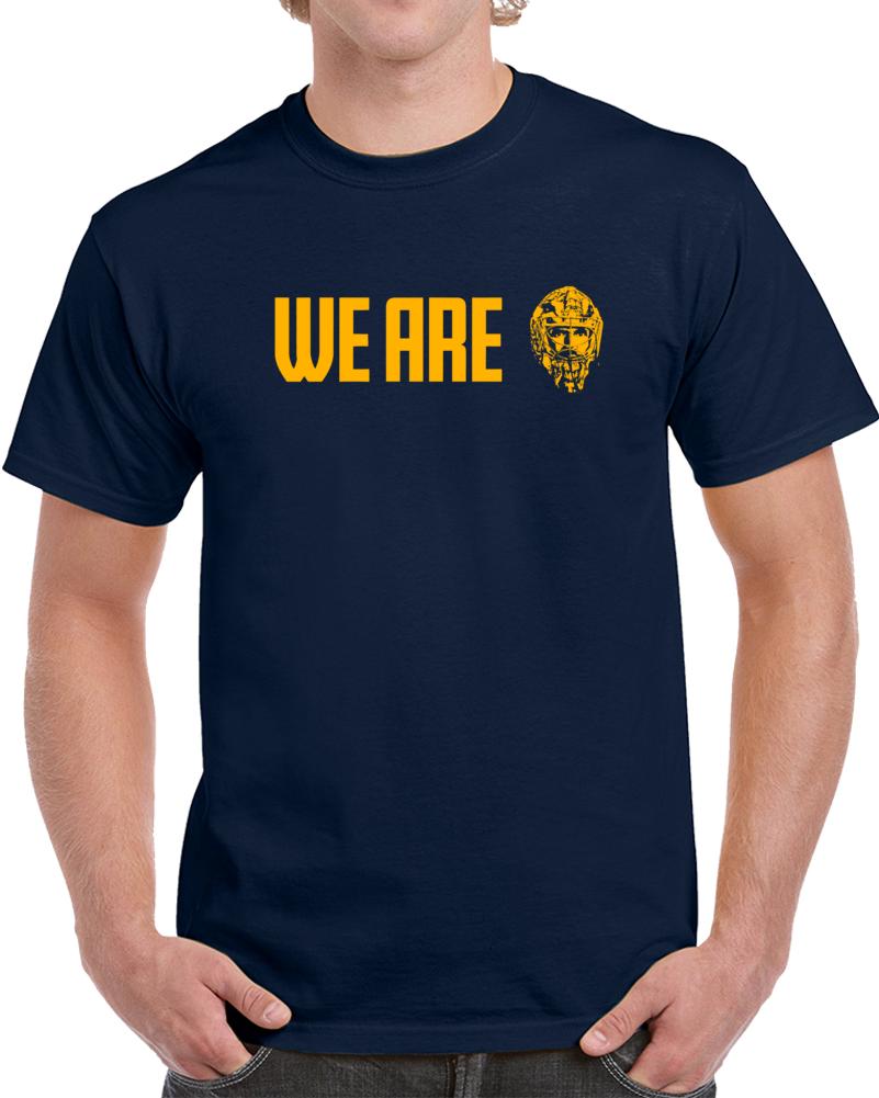 Nashville Smashville Playoff We Are Pekka Rinne Hockey Fan   T Shirt