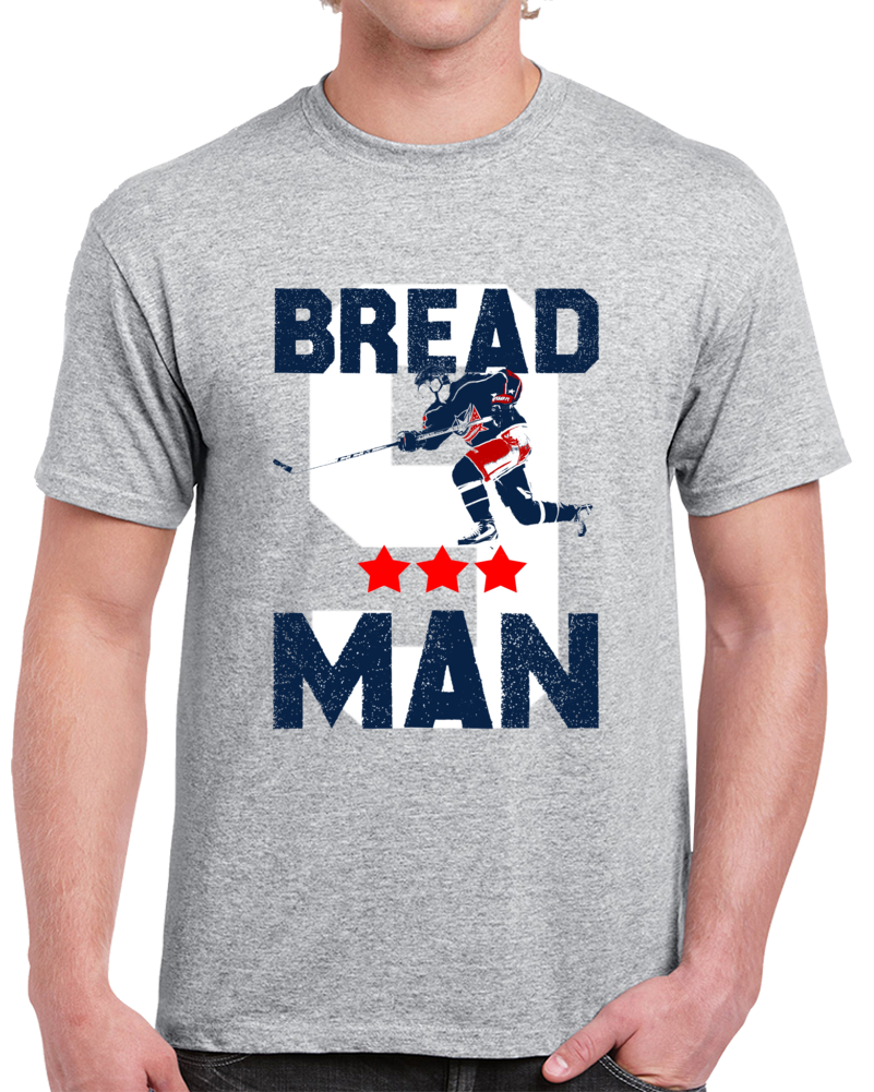 Columbus Hockey Team Artemi Panarin The Breadman Distressed Hockey Fan V3 T Shirt