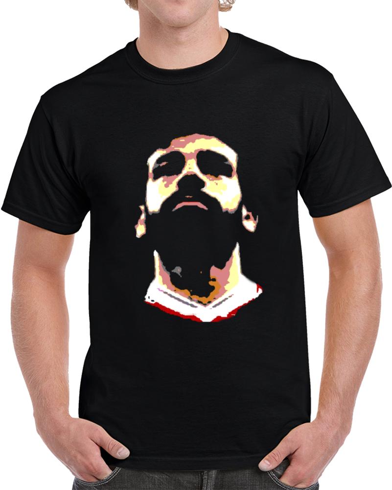 Liverpool Soccer Team Mo Salah Big Head Liverpool  Soccer Fan T Shirt