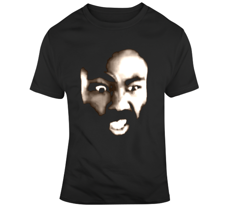 Donald Glover Fan This is America Big face silhouette Music Fan v3 T Shirt