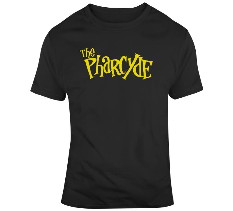 Tha Pharcyde Passing Me By Album Cover Logo T Shirt