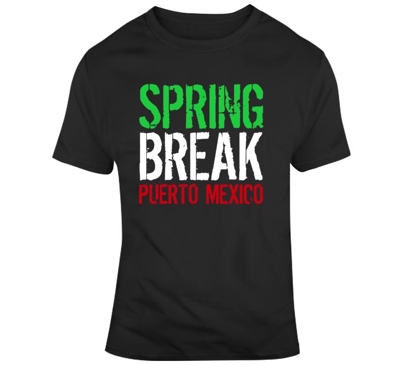22 jump Street Spring Break Puerto Mexico Movie Fan T Shirt