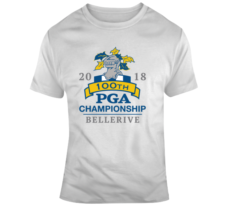 2018 PGA 100th Championship Bellerive golf Fan T Shirt