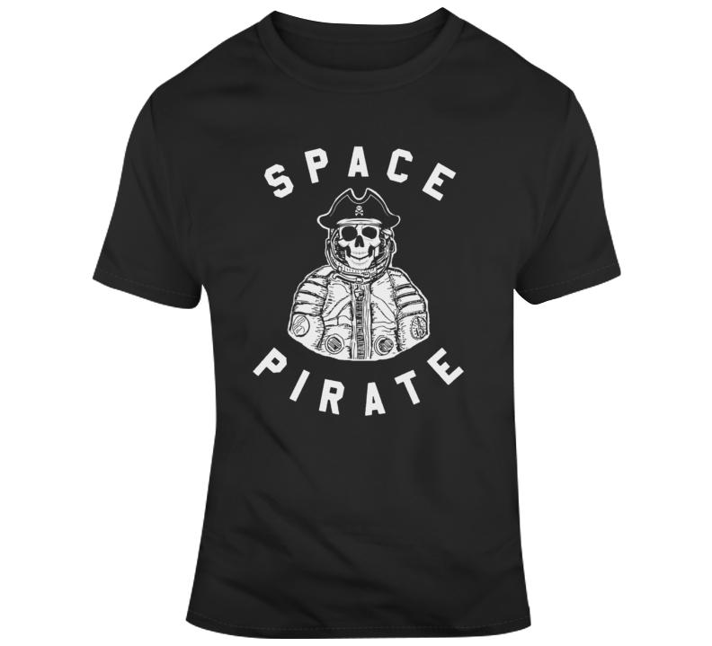 Space Pirate v2 T Shirt
