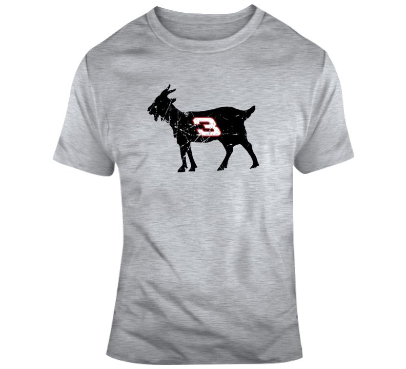 Earnhardt Sr Nascar Legend Goat Race Fan Distressed T Shirt