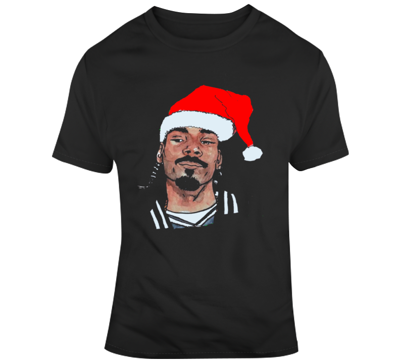 Merry Chrismizzel From Snoop Funny Christmas  T Shirt