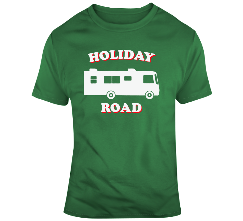 Holiday Road Christmas Vacation Funny Christmas  T Shirt