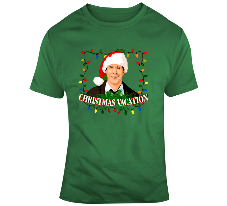 Christmas Vacation Movie Funny Christmas Fan T Shirt
