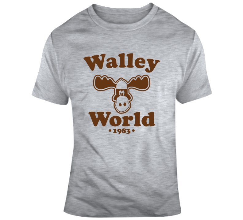 Walley World Vacation Griswold Movie Fan  T Shirt
