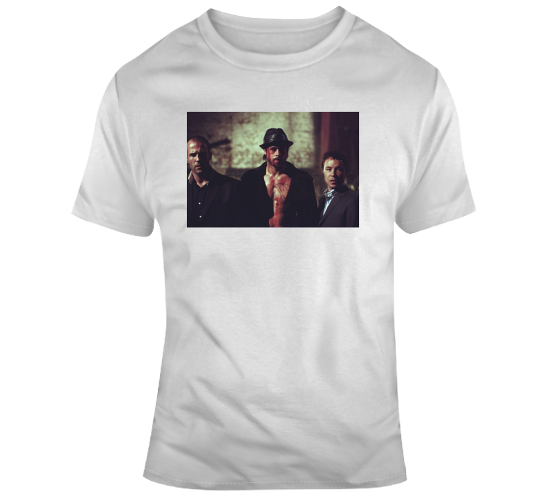 Cult Classic Movie Snatch Brick Top Dead  T Shirt