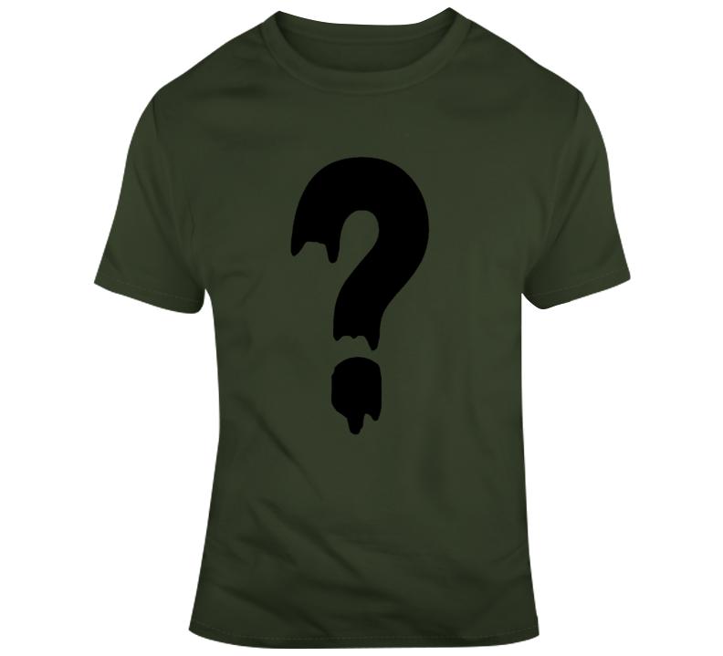 Gravity Falls Soos Question Mark Fan T Shirt