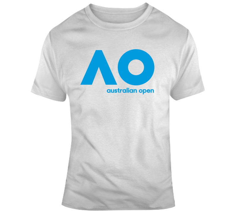 Australian Open Championship Tennis Fan  T Shirt