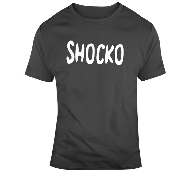 Shocko Elf TV Show Fan T Shirt