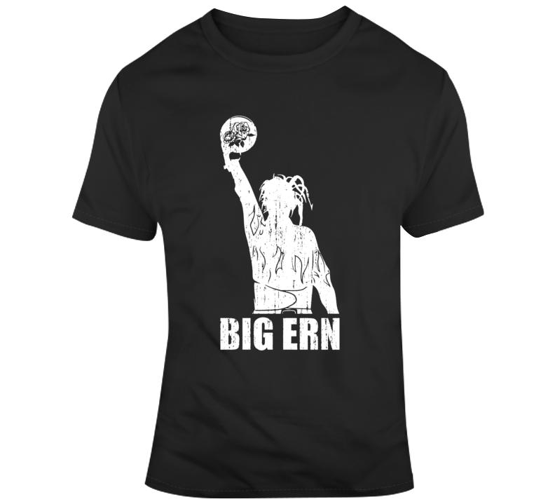 Big Ern Ernie McCracken King Pin Movie Fan Silhouette V2 T Shirt