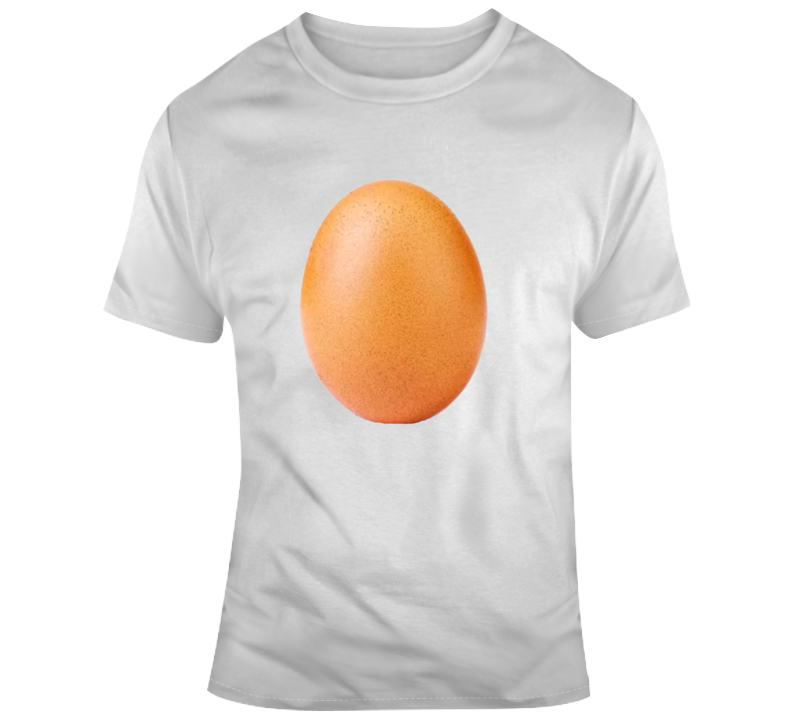 Funny Instagram Egg Pop Culture T Shirt
