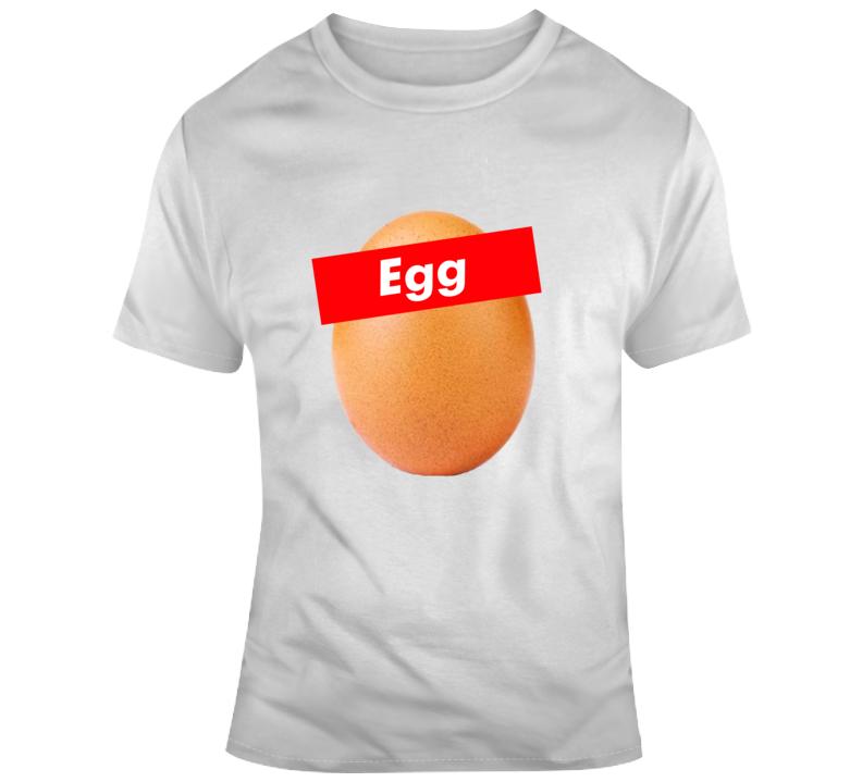 Funny Instagram Egg Pop Culture V2 T Shirt