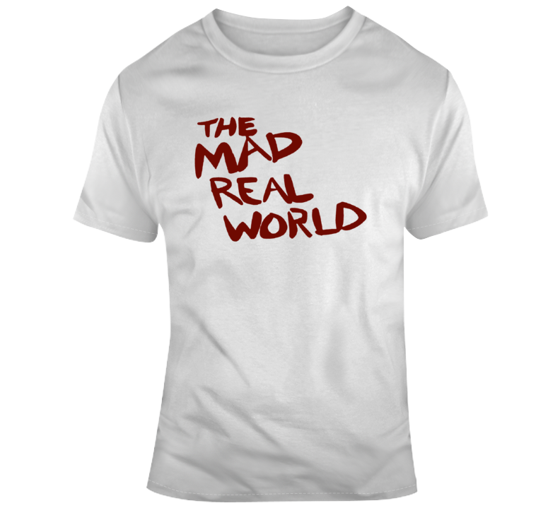 Dave Chappelle The Real Mad World Skit Logo Funny T Shirt
