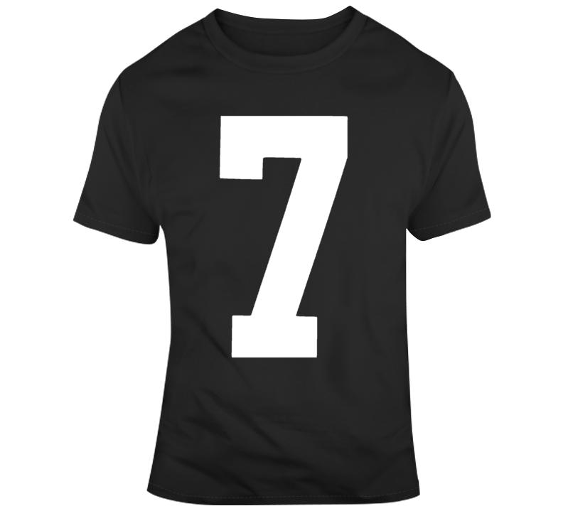 Colin Kaepernick 7 Protest T Shirt