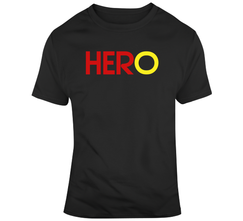 Captain Marvel Movie Fan Hero Her  T Shirt