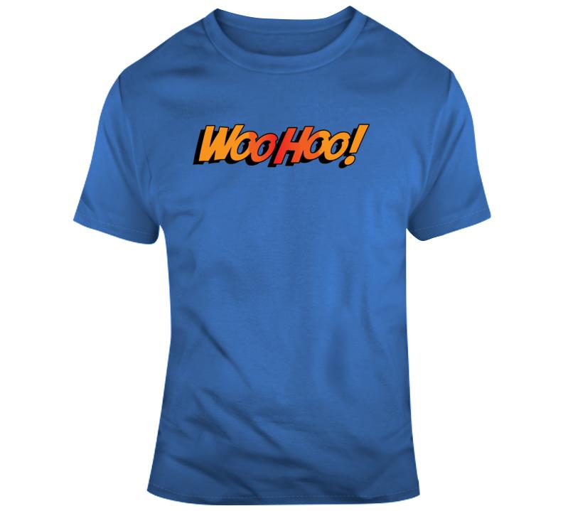 DuckTales WooHoo Cool Cartoon Fan  T Shirt