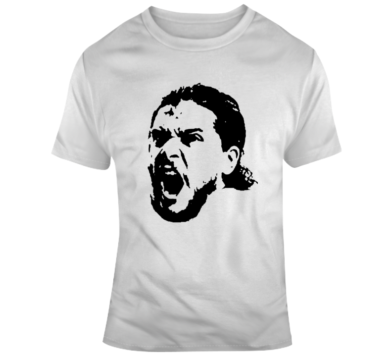 Game Of Thrones Jon Snow Big Face Silhouette Fan V3 T Shirt