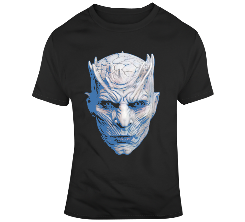 Game of Thrones Team Night King Tv Show Fan v4 T Shirt