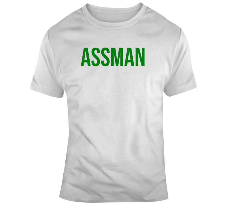 Funny Assman  T Shirt