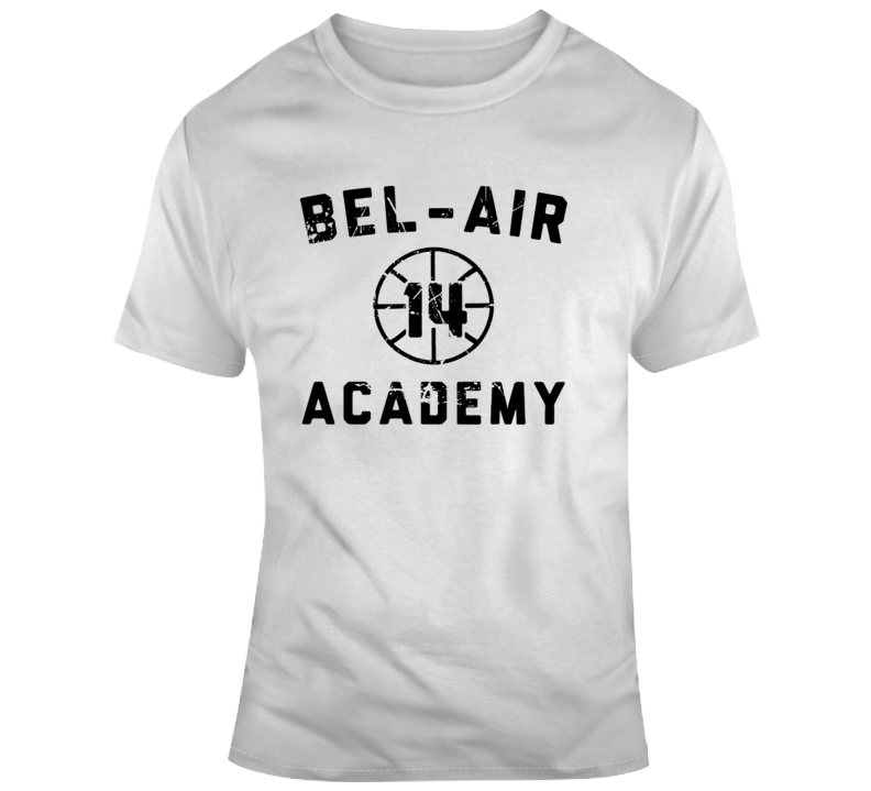 Bel Air Academy Fresh Prince Fan  T Shirt