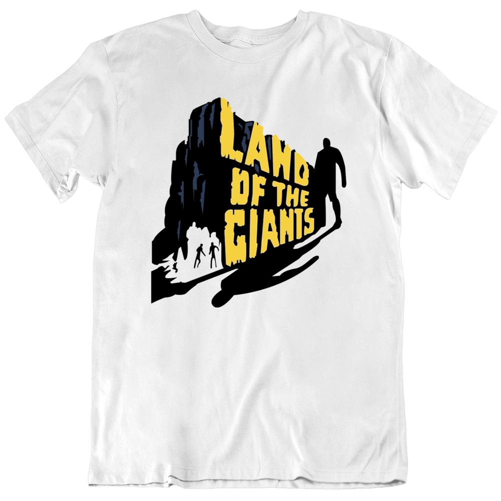 Retro Land of the Giants Fan T Shirt
