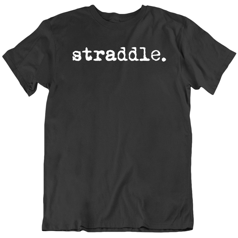 Straddle Poker Fan T Shirt