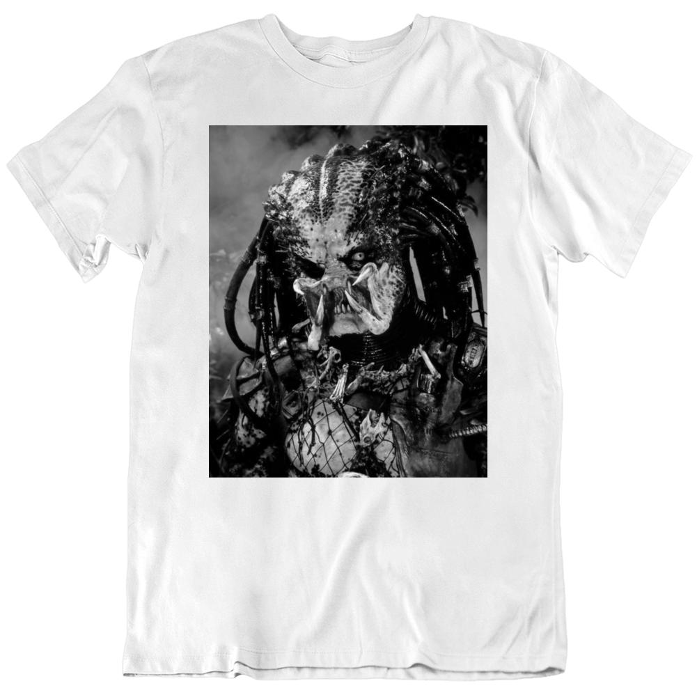 Retro 80's  Movie  Predator Alien Cool Fan V2 T Shirt