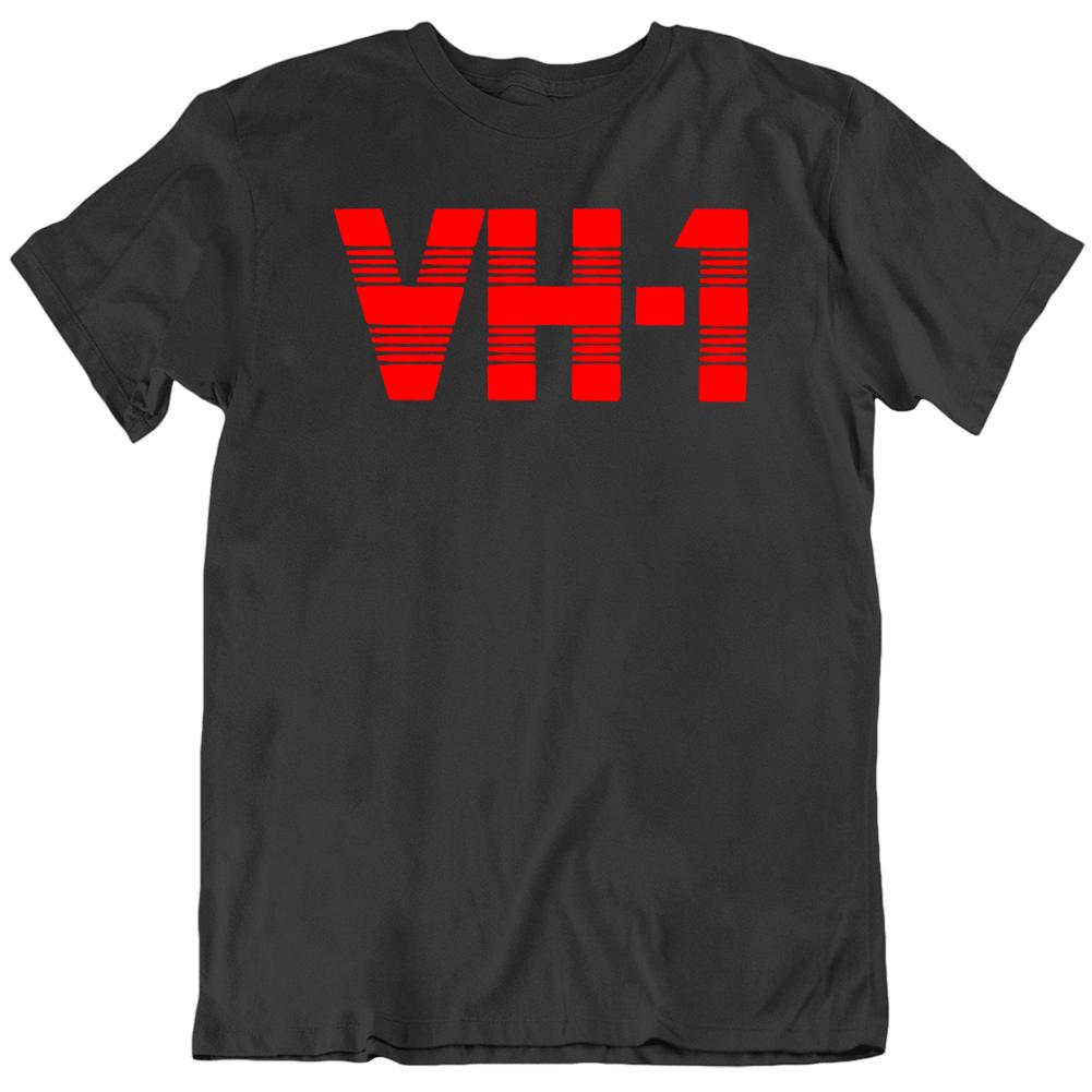 Retro 80's VH 1  Cool Fan T Shirt