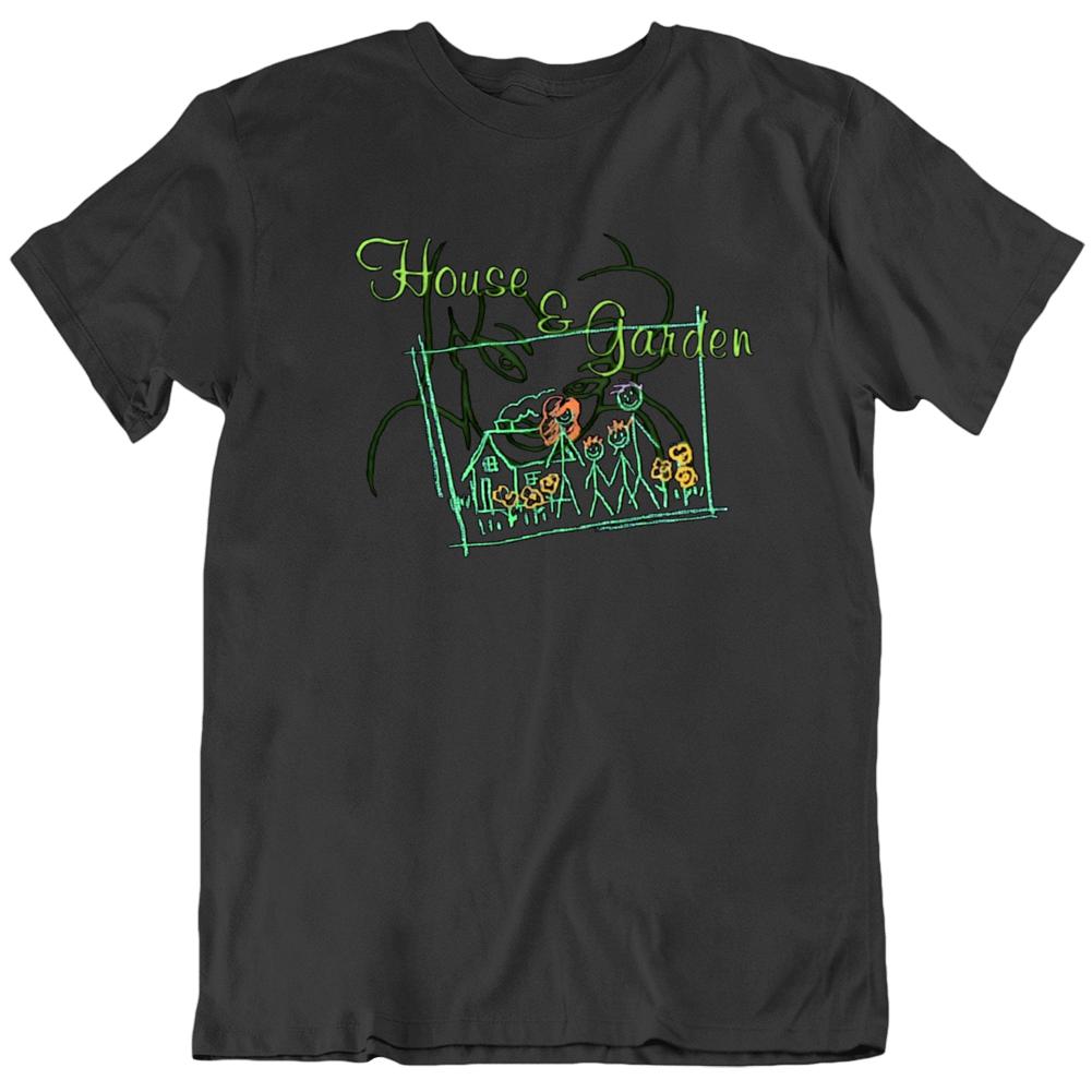 Batman TAS House and Garden Episode Cartoon T Shirt
