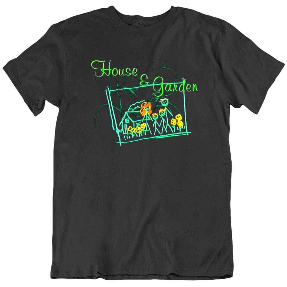 Batman TAS House and Garden Episode Cartoon v2 T Shirt