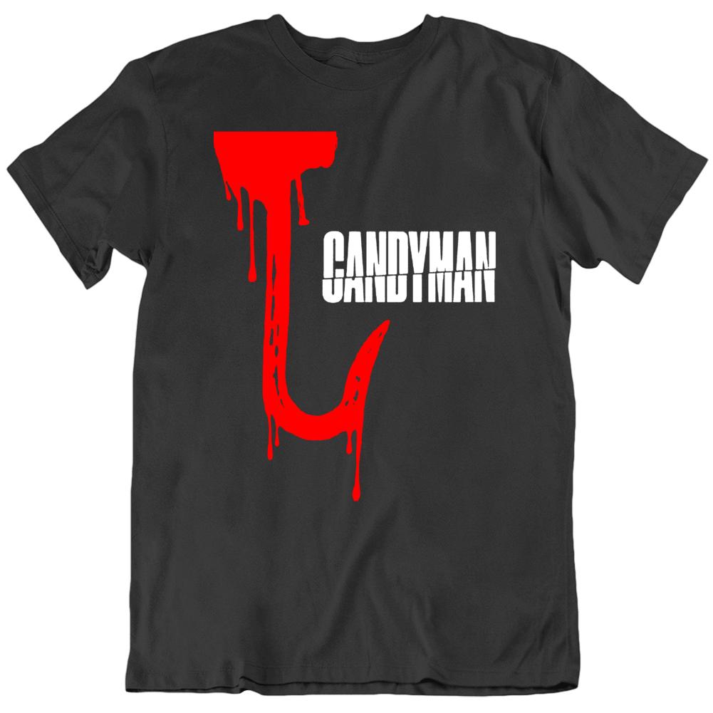 Candyman 1992 Retro Fan   T Shirt