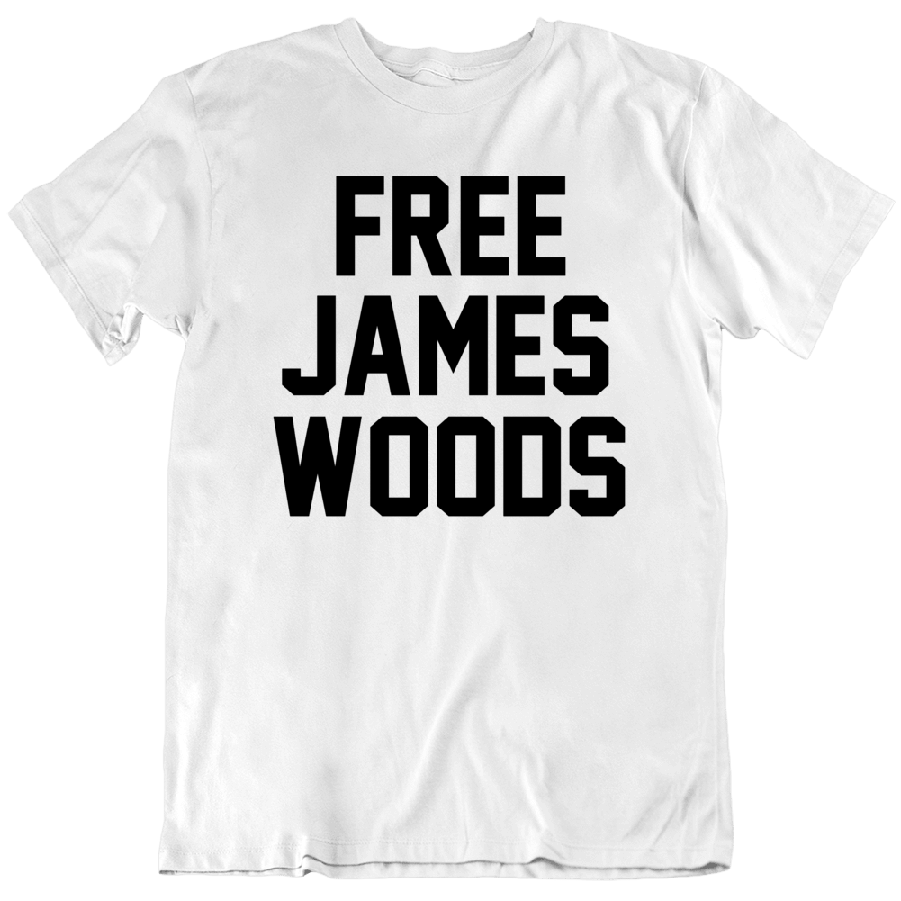 Free James Woods Republican Supporter  T Shirt