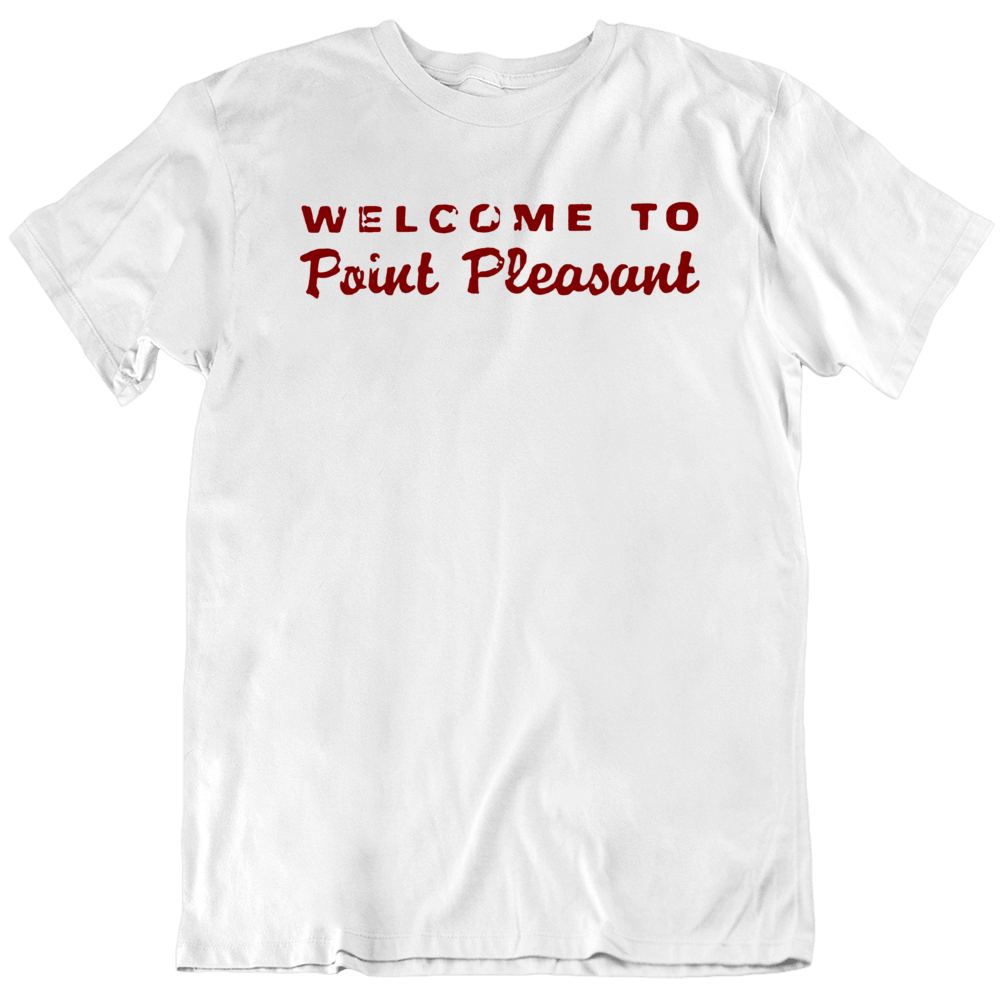 The Mothman Prophecies Welcome to Point Pleasant Fan  T Shirt