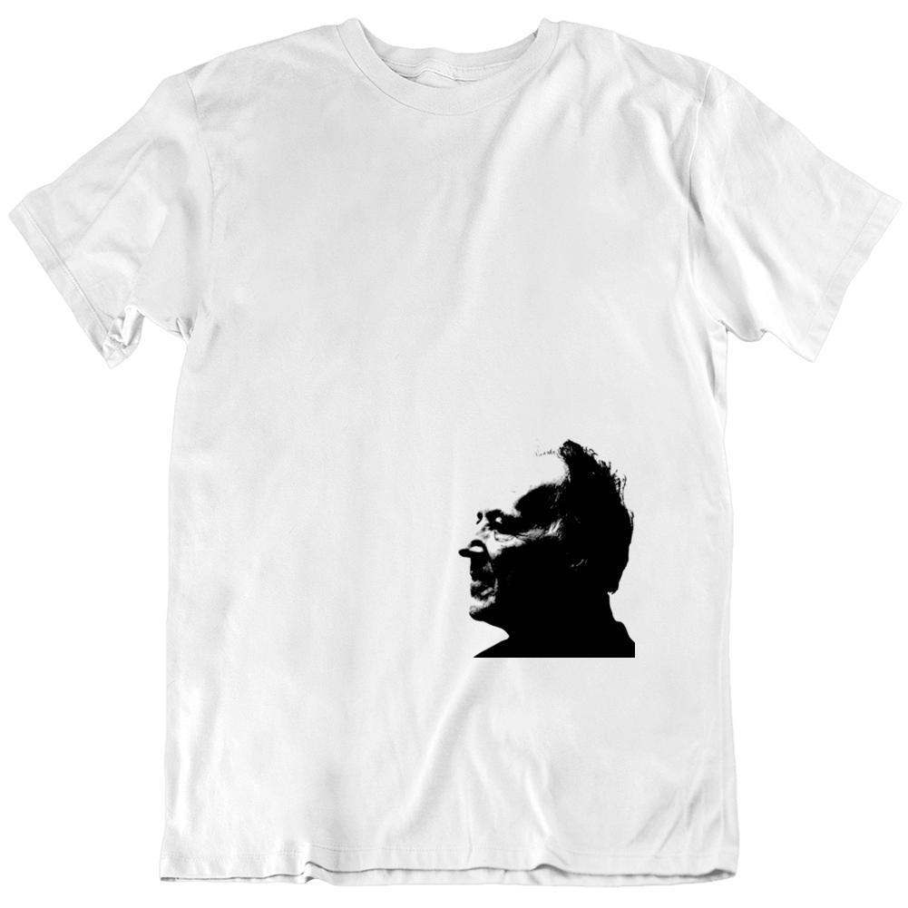 Werner Herzog Film Fan Silhouette T Shirt