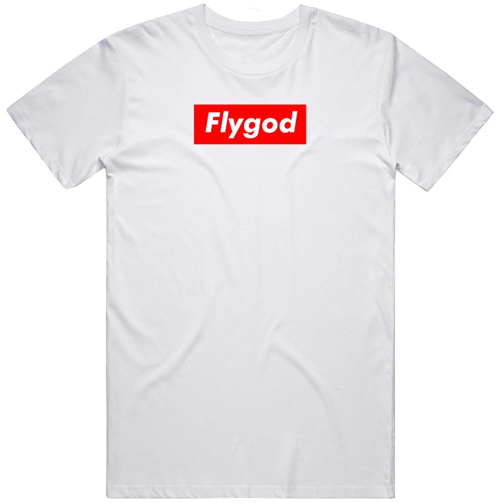 Flygod Westside Gunn Supreme Parody  New York Hip Hop T Shirt